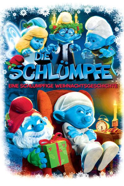 Die Schlümpfe - Die schlumpfige Weihnachtsgeschichte