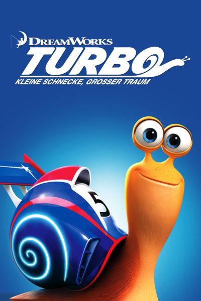 Turbo: Kleine Schnecke, großer Traum (2013)